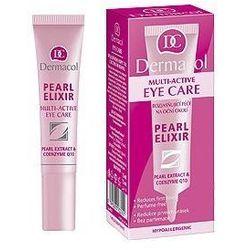 Dermacol Pearl Elixir Multi-Active Eye Care krem pod oczy 15 ml dla kobiet