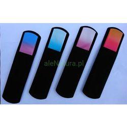 ACT NATURAL Szklany pilnik do pięt i paznokci kolorowy 160x30x5 mm