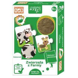 Układanka edukacyjna - Zwierzęta z farmy