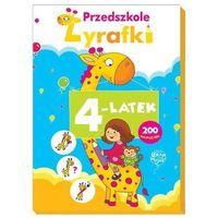 Książki dla dzieci, Przedszkole Żyrafki. 4-latek