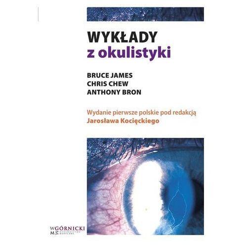 Książki medyczne, Wykłady z okulistyki (opr. miękka)