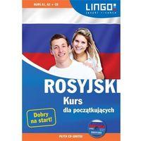 Książki do nauki języka, Rosyjski Kurs Dla Początkujących Książka+Cd - Mirosław Zybert (opr. broszurowa)