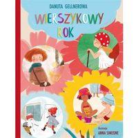 Książki dla dzieci, Wierszykowy rok (opr. twarda)