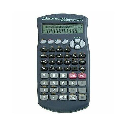 Kalkulatory, Kalkulator VECTOR CS-105