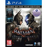 Gry na PlayStation 4, Batman: Arkham Knight (PS4)