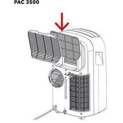 PAC 3500 filtr powietrza