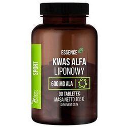 Suplement prozdrowonty SPORT DEFINITION Essence kwas alfa lipinowy ALA 90 tab Najlepszy produkt