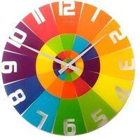 Zegary, Zegar ścienny Rainbow