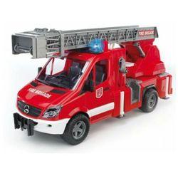 BRUDER wóz strażacki Mercedes Benz Sprinter z sygnalizacją