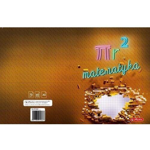 Zeszyty, Zeszyt A5/60K Matematyka (5szt)
