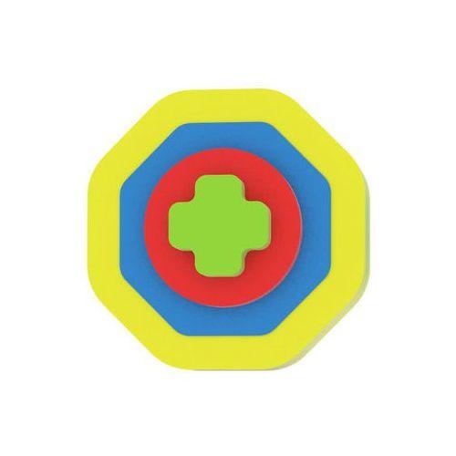 Puzzle, Moje první puzzle - Tvary osmiúhelník/žlutá neuveden