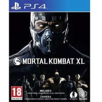 Gry PS4, Mortal Kombat XL (PS4)