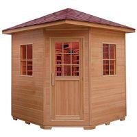 Sauny, Sauna infrared F5 + koloroterapia Oferta specjalna! Teraz kupisz 55% taniej.
