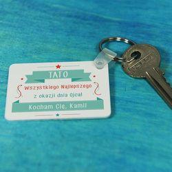 Wszystkiego Najlepszego - brelok do kluczy - Brelok do kluczy