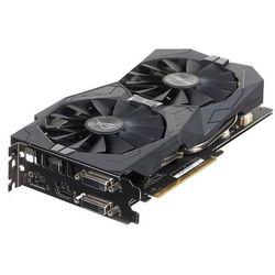 Karta graficzna Asus GeForce GTX1050 Ti Strix 4GB GDDR5 (128 Bit) HDMI, 2x DVI, DP, BOX (90YV0A31-M0NA00) Darmowy odbiór w 21 miastach!