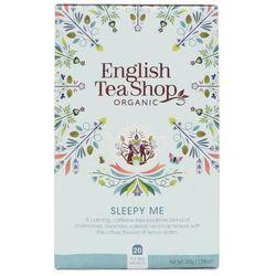 Sleepy Me Herbatka ziołowa 20x1,5 g BIO 30 g English Tea Shop