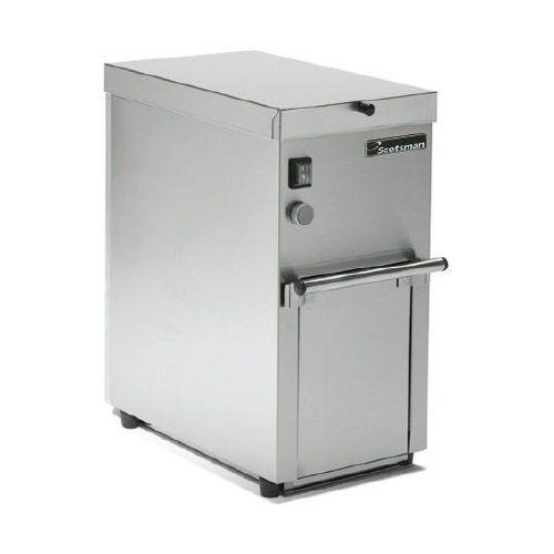 Kruszarki do lodu gastronomiczne, Kruszarka do lodu 360kg/h | zasobnik na lód 3,5kg