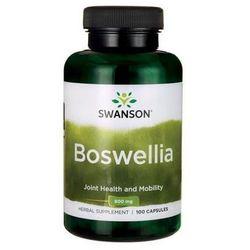 Boswellia 400 mg, 100 kaps