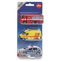 Ambulanse dla dzieci, Zestaw pojazdów ratunkowych