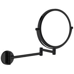 Deante Round Lusterko kosmetyczne na ramieniu 2-stronne, 3x powiększenie