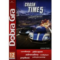 Gry PC, Crash Time 5 Undercover (PC)