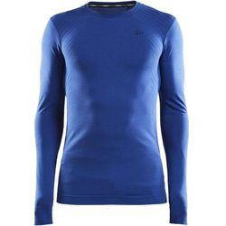 Craft koszulka męska Fuseknit Comfort Ls niebieska XL