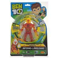 Figurki i postacie, Ben 10 Figurka deluxe 15 cm Inferno - Epee