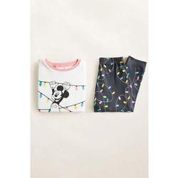 Mango Kids - Piżama dziecięca Mickeyl 110-164 cm