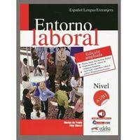 Książki do nauki języka, Entorno laboral učebnice A1/B1 + CD (opr. miękka)