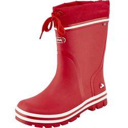 Viking Footwear New Splash Winter Kalosze Dzieci czerwony 29 2018 Kalosze Przy złożeniu zamówienia do godziny 16 ( od Pon. do Pt., wszystkie metody płatności z wyjątkiem przelewu bankowego), wysyłka odbędzie się tego samego dnia.