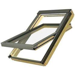 Okno dachowe FAKRO FTP-V P5 Z-W 66x140 antywłamaniowe 3-szybowe