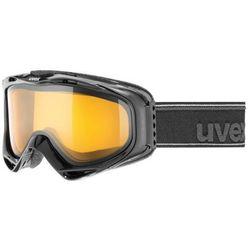 UVEX gogle G. gl 300 LGL black lasergold lite clear (S1)