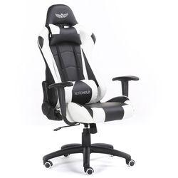 Fotel gamingowy NORDHOLD - YMIR - biały