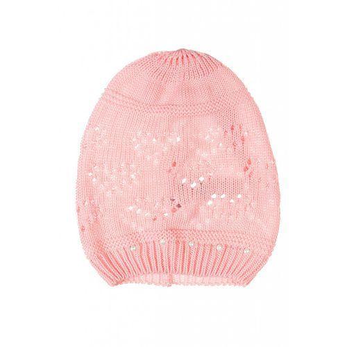 Nakrycia głowy dla dzieci, Czapka dziewczęca 3X3411 Oferta ważna tylko do 2023-09-21