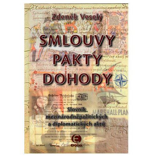 Pozostałe książki, Smlouvy, pakty, dohody Zdeněk Veselý