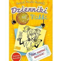 Książki dla młodzieży, Dzienniki Nikki. Chcę zostać gwiazdą (opr. miękka)