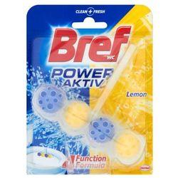 BREF 50g Power active Lemon zawieszka do muszli Wc