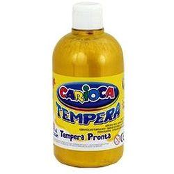 Farba Carioca tempera złota 500ml (ko027/26)