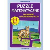 Puzzle, Puzzle matematyczne. Dodawanie i odej.do 20 w.2015