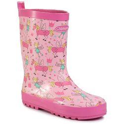 Kalosze CHIPMUNKS - Princess CH134 Pink 402