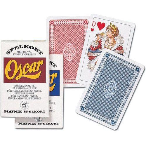 Gry dla dzieci, Karty do gry Piatnik 1 talia Oscar