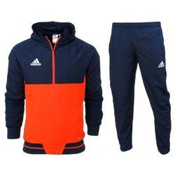 Dres kompletny Adidas meski spodnie kurtka TIRO 17 BQ2781 / BQ2793