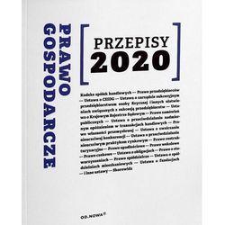 Prawo gospodarcze przepisy 2020 - agnieszka kaszok (opr. broszurowa)