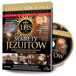 SEKRETY JEZUITÓW. FAKTY-CUDA-TAJEMNICE + film DVD