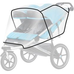 Thule Urban Glide Rain Cover 2 seater 2019 Akcesoria do przyczepek Przy złożeniu zamówienia do godziny 16 ( od Pon. do Pt., wszystkie metody płatności z wyjątkiem przelewu bankowego), wysyłka odbędzie się tego samego dnia.
