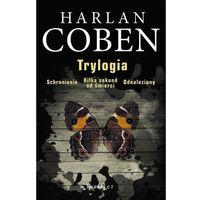 Książki horrory i thrillery, Trylogia Schronienie. Kilka sekund od śmierci. Odnaleziony. (opr. twarda)