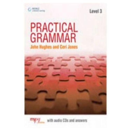 Książki do nauki języka, Practical Grammar Level 3 Książka Ucznia z Kluczem Plus 2 Płyty Audio CD (opr. miękka)