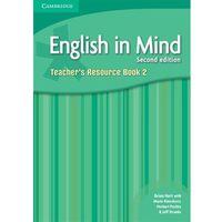 Książki do nauki języka, English in Mind 2. Teacher's Resource Book (opr. miękka)