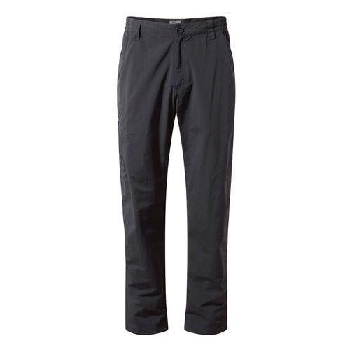 """Spodnie męskie, Craghoppers NosiLife Spodnie Mężczyźni, black pepper 36""""   EU 52 (Regular) 2020 Spodnie turystyczne"""