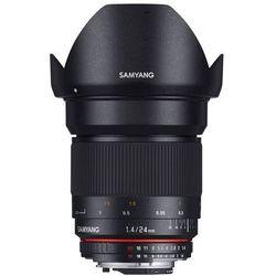 Samyang 24 mm f/1.4 ED AS UMC / Pentax